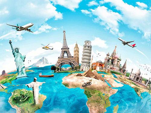 Билеты и отели по всему миру