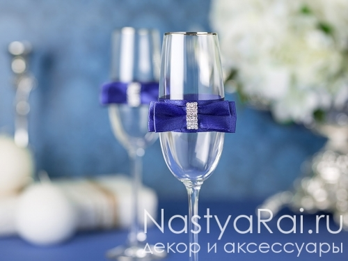 "Свадебные бокалы ""Фарфор"""