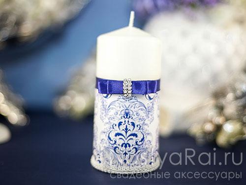"""Свечи для семейного очага """"Фарфор"""""""