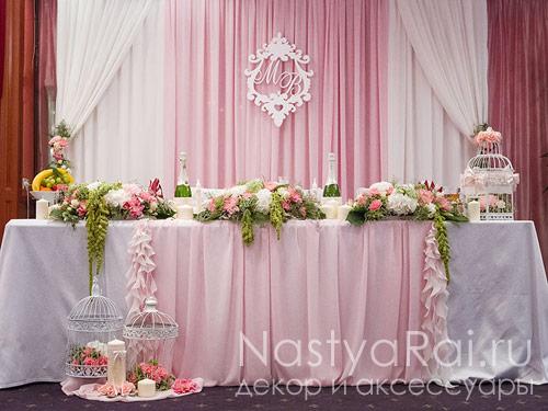 Оформление свадеб - фото, цены, идеи, стили