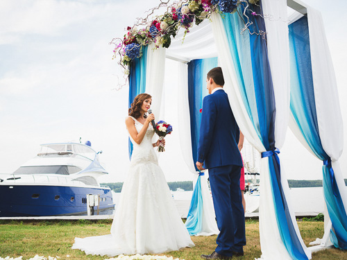 Сколько стоит оформление свадьбы?