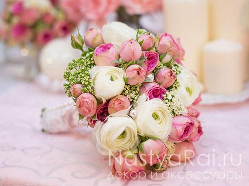 Вся свадебная флористика