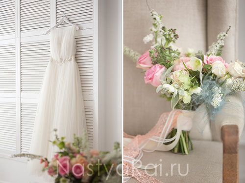 """Вешалка для свадебного платья """"Виктория"""""""