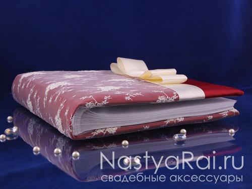 Фотоальбом с индивидуальным декором, магнитный