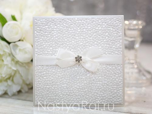 Приглашение на свадьбу Кристалл