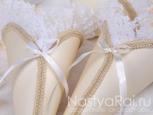 Кульки для лепестков на свадьбу