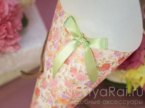 """Свадебные кулечки """"Весна"""""""