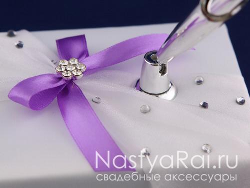Ручка ручной работы индивидуальная - серебряная
