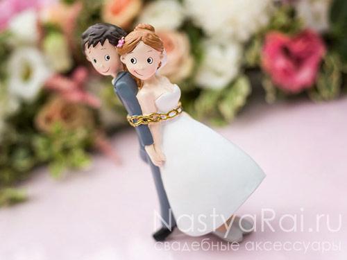 Свадебные зонты - кружевные 63