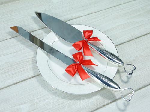 Набор для разрезания торта Love is