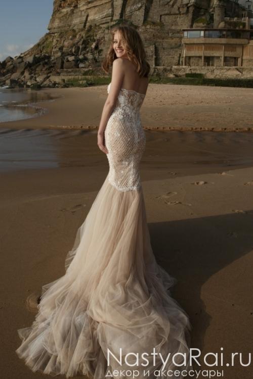 Свадебное платье NETTA BEN SHABU MARINE