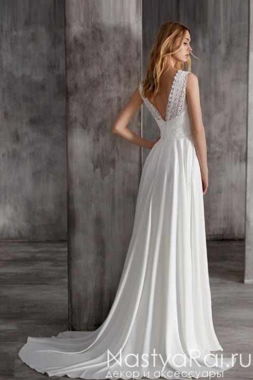 Греческое свадебное платье MANU GARCIA MIEL