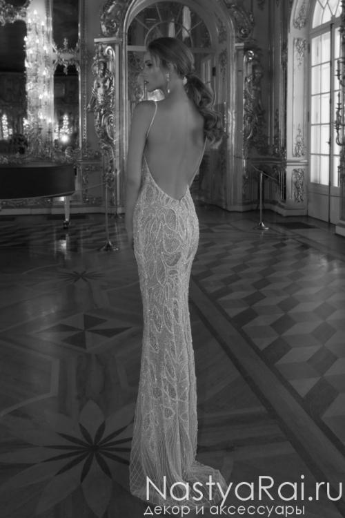 Свадебное платье NETTA BEN SHABU ISEMERALDA
