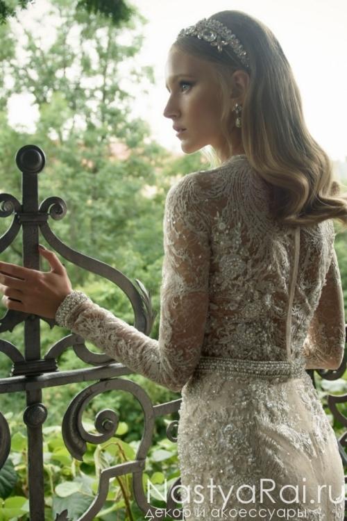 Свадебное платье NETTA BEN SHABU HELENA
