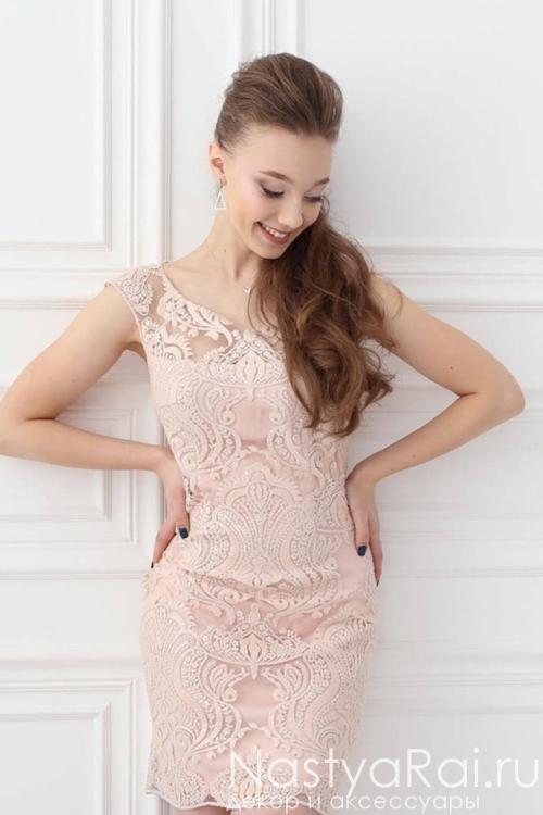 Платье-трансформер с фатиновой юбкой ZVB005B