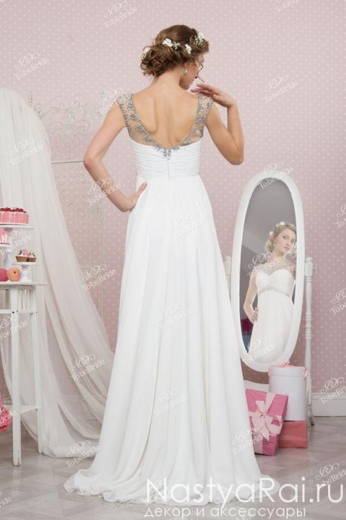 Свадебное платье в греческом стиле MC0109B