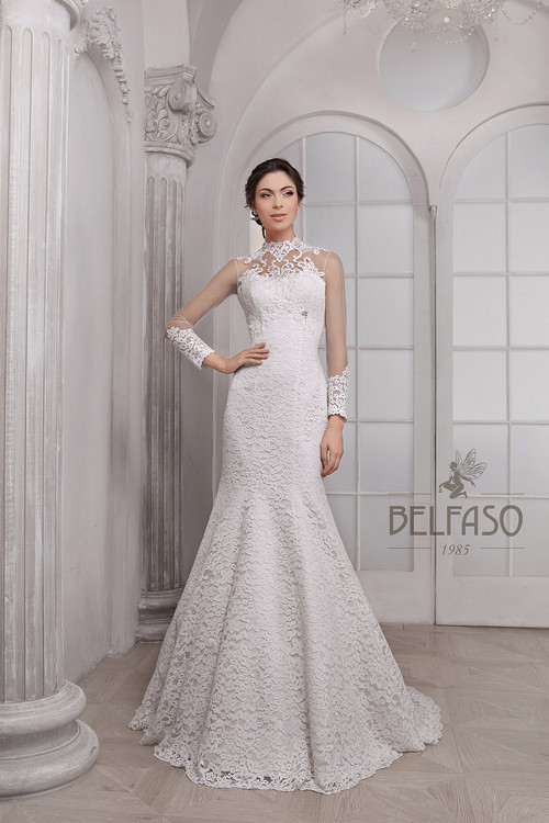 Свадебные платья русалка / годе / рыбка