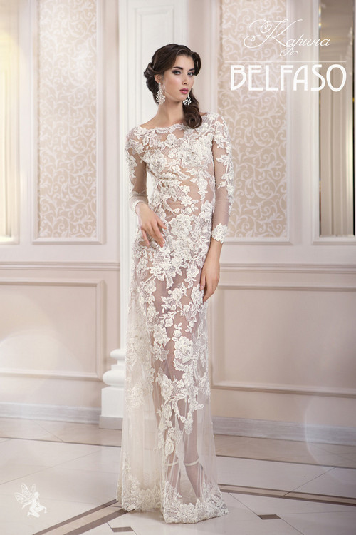 Свадебные платья в стиле «Бохо»