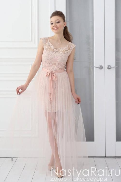 b3ac160827c Платье-трансформер с фатиновой юбкой ZVB005B ...